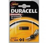 Duracell MN21 LRV08 (MN21/1BL), 12V (A23/V23GA/3LR50) (1 шт. в уп-ке)