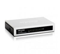 TP-Link TL-SF1008D 8-портовый настольный коммутатор 10/100 Мбит/с