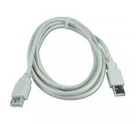 Gembird CC-USB2-AMAF-75CM/300 USB 2.0 кабель удлинительный 0.75м AM/AF , пакет