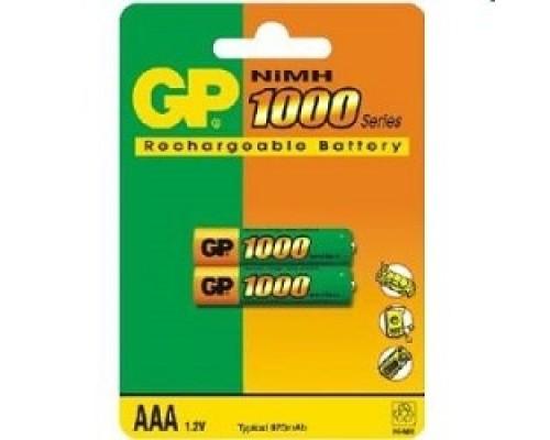 GP 100AAAHC-2DECRC2 20/200 (2 шт. в уп-ке) аккумулятор