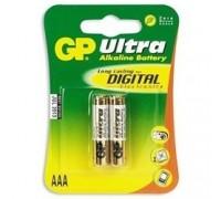 GP 24AU-CR2 Ultra AAA, (2 шт. в уп-ке) 02919