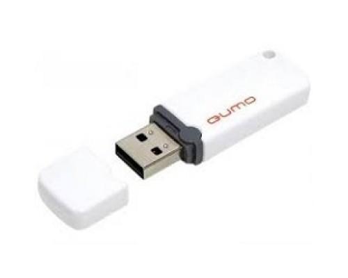 USB 2.0 QUMO 16GB Optiva 02 White QM16GUD-OP2-white