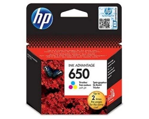 HP CZ102AE картридж №650, Color DeskJet IA 2515/2516, Color