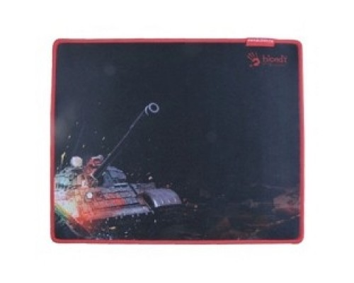 Коврик для игровой мыши A4Tech Bloody B-072 размер 275 x 225 мм черный/рисунок
