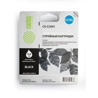 CACTUS CC641A Картридж №121XL для HP DeskJet D1663/D2563/D2663/D5563/F2423/F2483/F2493/F4213/F4275/F4283/F4583; PS C4683/C4783, 600 стр., (черный)