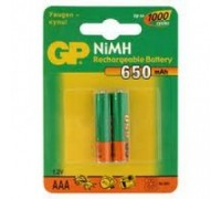 GP 65AAAHC-2DECRC2 (24UEC2) 20/200 (2шт. в уп-ке) аккумулятор
