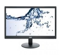 LCD AOC 18.5 e970Swn черный TN LED 1366x768 5ms 16:9 90/65 50M:1 200cd D-Sub