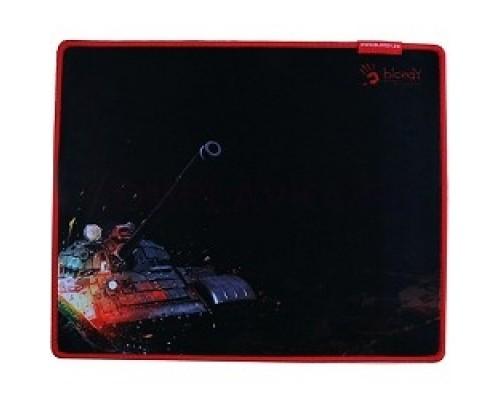 Коврик для игровой мыши A4Tech Bloody B-070 размер 430 x 350 мм черный/рисунок