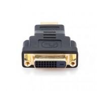Gembird HDMI-DVI , 19M/25F, золотые разъемы, пакет(A-HDMI-DVI-3)
