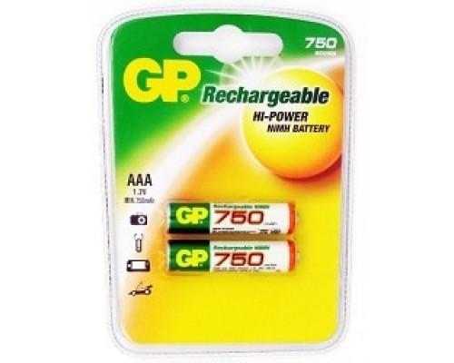 GP 75AAAHC-2DECRC2 20/200 (2 шт. в уп-ке) аккумулятор