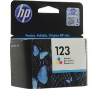 HP F6V16AE Картридж №123, color DJ 2130 (100стр.)