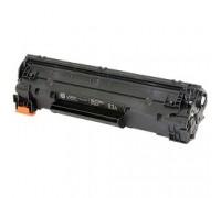 NetProduct CF283X Картридж (CF283X/CRG-737) для HP LJ Pro M225MFP/M201/Canon №737, 2,5K