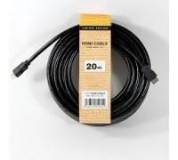 TV-COM цифровой (CG150S-20M) HDMI19M to HDMI19M, V1.4+3D, 20m 6939510810820
