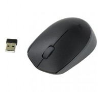 910-004424 Logitech Wireless Mouse M171, Black