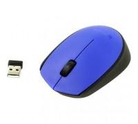 910-004640 Logitech Wireless Mouse M171, Blue