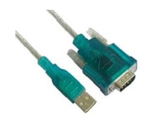 Aopen/Qust -адаптер USB Am -> COM port 9pin (добавляет в систему новый COM порт) (ACU804) 6938510851406