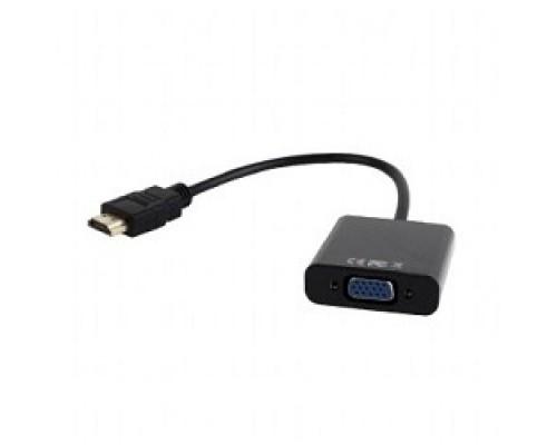 Gembird-Cablexpert HDMI-VGA, 19M/15F (A-HDMI-VGA-03)