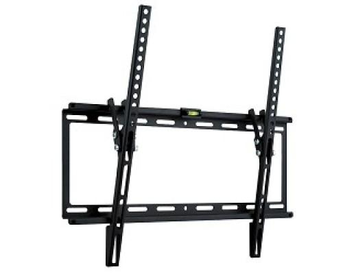 Кронштейн для телевизора Kromax Ideal-4 черный 22-65 макс.50кг настенный наклон