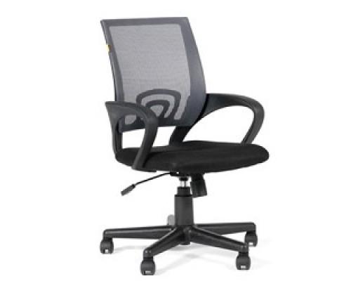 Офисное кресло Chairman 696 Россия TW-04 серый (7004042)