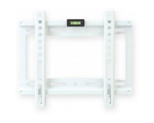 Kromax IDEAL-5 new white, Кр. стал. наст. для TV 15-47, max 35 кг, 0 ст св., от ст. 20 мм, max VESA 200x200 мм.