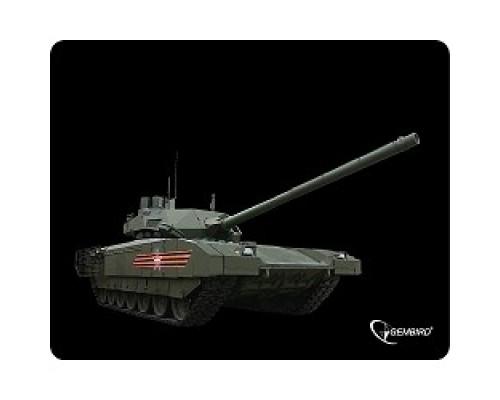 Коврики для мыши Gembird MP-GAME1, рисунок- танк-2, размеры 250*200*3мм