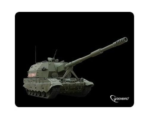 Коврик для мыши Gembird MP-GAME3, рисунок- танк-3, размеры 250*200*3мм