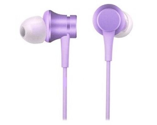 Xiaomi Mi In-Ear Headfones Basic Purple/фиолетовый ZBW4357TY