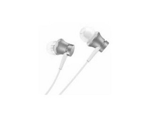 Xiaomi Mi In-Ear Headfones Basic Silver/серебристый ZBW4355TY