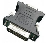 Cablexpert DVI-VGA, 29M/15F, черный, пакет (A-DVI-VGA-BK)
