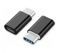 Cablexpert USB, USB Type-C/USB MicroB (F), пакет (A-USB2-CMmF-01)