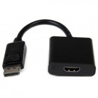 ORIENT Кабель-адаптер C306, DisplayPort M -> HDMI F, длина 0.2 метра, черный (30306)