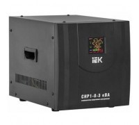 Iek IVS20-1-03000 Стабилизатор напряжения серии HOME 3 кВА (СНР1-0-3) IEK