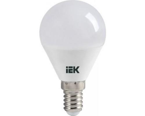 Iek LLE-G45-5-230-40-E14 Лампа светодиодная ECO G45 шар 5Вт 230В 4000К E14 IEK