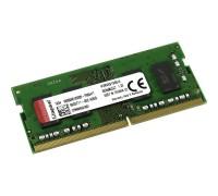 Kingston DDR4 SODIMM 4GB KVR26S19S6/4 PC4-21300, 2666MHz, CL19