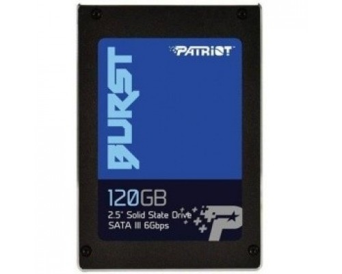 Patriot SSD 120Gb Burst PBU120GS25SSDR SATA 3.0