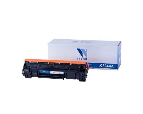NV Print CF244A Картридж для HP LJ Pro M15a/M15w/M28a/M28nw (1000 стр.) с чипом