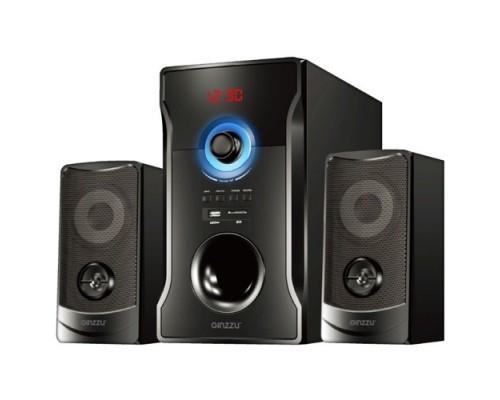 Ginzzu GM-426, Акустическая система 2.1, 60W/BT/USB/SD/FM/ДУ