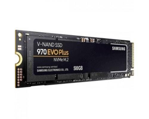 Samsung SSD 500Gb 970 EVO Plus M.2 MZ-V7S500BW