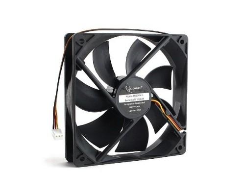 Gembird 120x120x25 гидродинамический, 3 pin, провод 30 см (D12025HM-3)