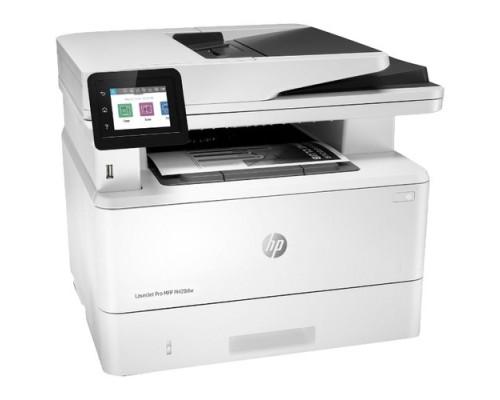 HP LaserJet Pro MFP M428dw (W1A31A) p/c/s, A4, 1200dpi, 38ppm, 512Mb, Duplex, USB2.0+Walk-Up/GigEth/WiFi/NFC