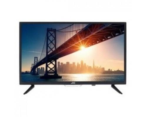 JVC 24 LT-24M485 1366x768, DVB-C, DVB-T, DVB-T2, Слот CI/PCMCIA, Яркость 200 Кд/м?, Контрастность 3000:1, Угол обзора 160*150 , Телетекст, 2 HDMI, 1 USB