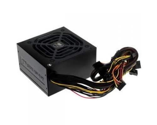 Cougar CGR BS-600 Cougar VTX 600 (Разъем PCIe-2шт,ATX v2.31, 600W, Active PFC, 120mm Fan, 80 Plus Bronze) VTX600 Retail