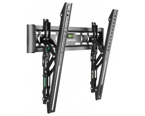 ONKRON TM5 чёрный 32-55 Максимальная нагрузка: 36,4 кг VESA: 75x75, 100x100, 100x200, 200x100, 200x200, 200x300, 200x400, 300x100, 300x200, 300x300, 300x400, 400x200, 400