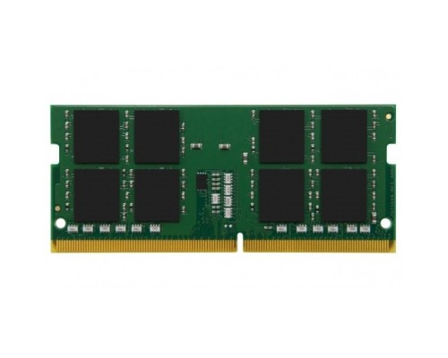 Kingston DDR4 SODIMM 8GB KVR32S22S8/8 PC4-25600, 3200MHz, CL22