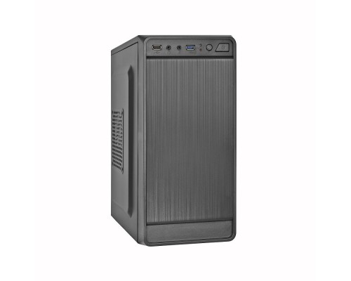 Exegate EX283126RUS Корпус Minitower ExeGate BAA-108U Black, mATX, <без БП>, 1*USB+1*USB3.0, Audio
