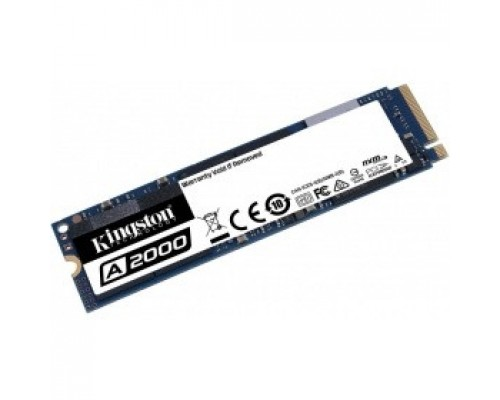 Kingston SSD 250Gb M.2 SA2000M8/250G