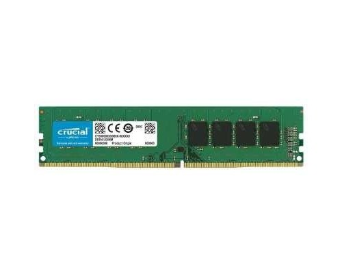 Crucial DDR4 DIMM 8GB CT8G4DFRA266 PC4-21300, 2666MHz