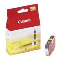 Canon CLI-8Y 0623B024 Картридж для Canon 4200/5200/MP500/MP800, Желтый, 490стр.