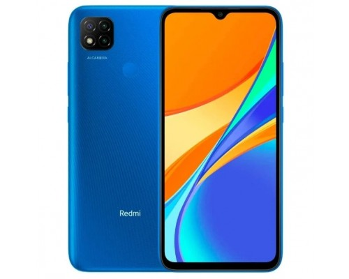 Xiaomi Redmi 9C NFC 2/32GB Twilight blue
