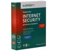 KL1939RBCFS Kaspersky Internet Security Russian Edition. 3-Device 1 year Base Box 909079